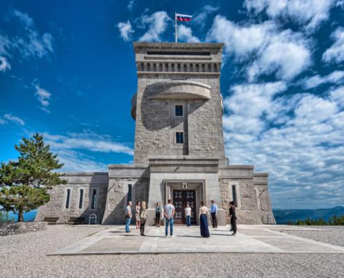 Intiniti Monument Bliss na Cerju