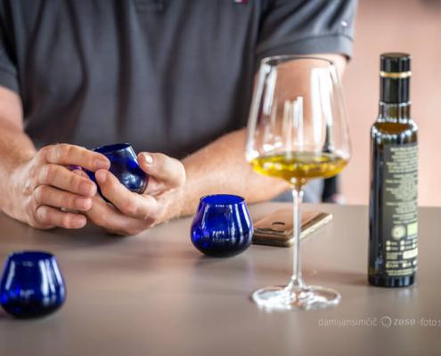 Degustacija oljčnega olja Olive Oil Bliss Intiniti